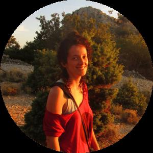Bianca Bonechi, insegnante di danza contemporanea e teatrodanza