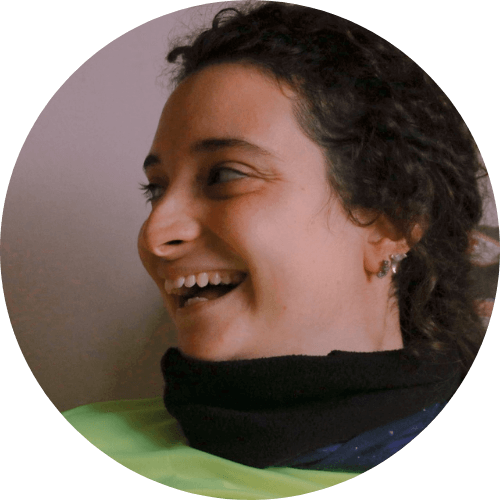 Giulia Bartolini, membro del direttivo, responsabile del dipartimento di musica, insegnante di canto