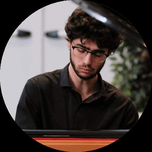 Sergio Costa, insegnante di pianoforte